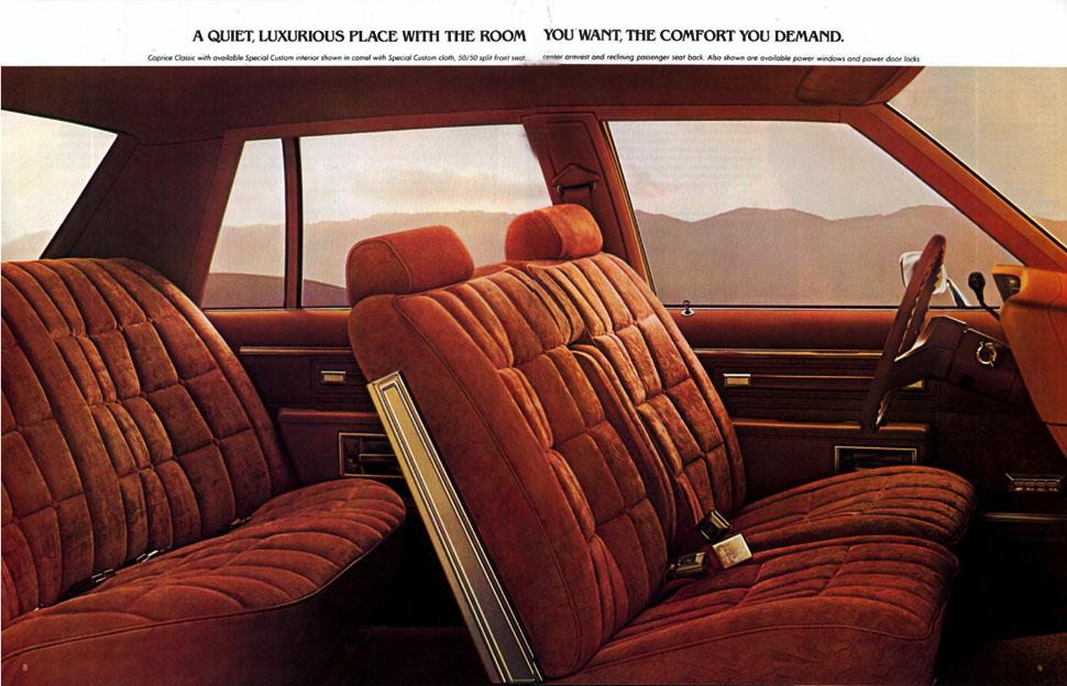 My Curbside Classic 1980 Chevrolet Caprice Classic Its  : 1980 Chevrolet Caprice Classic 05 from www.curbsideclassic.com size 970 x 624 jpeg 162kB