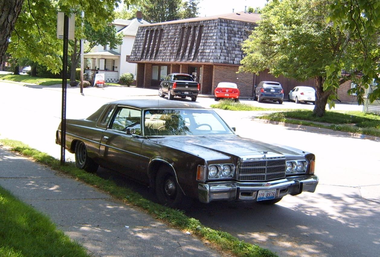 1977 Chrysler New Yorker Brougham