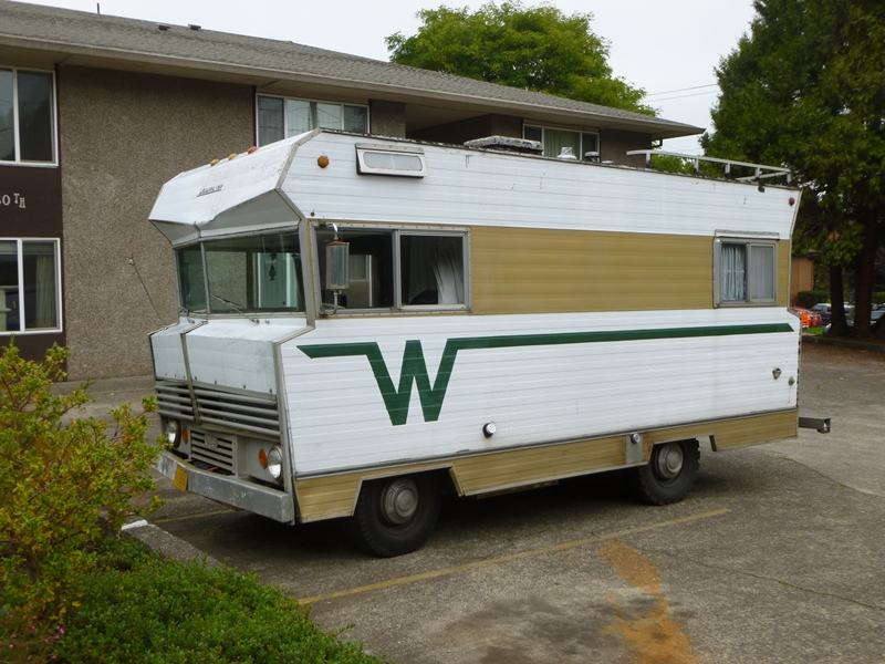 Unique Used RVs 1973 Winnebago Indian Motorhome For Sale By Owner