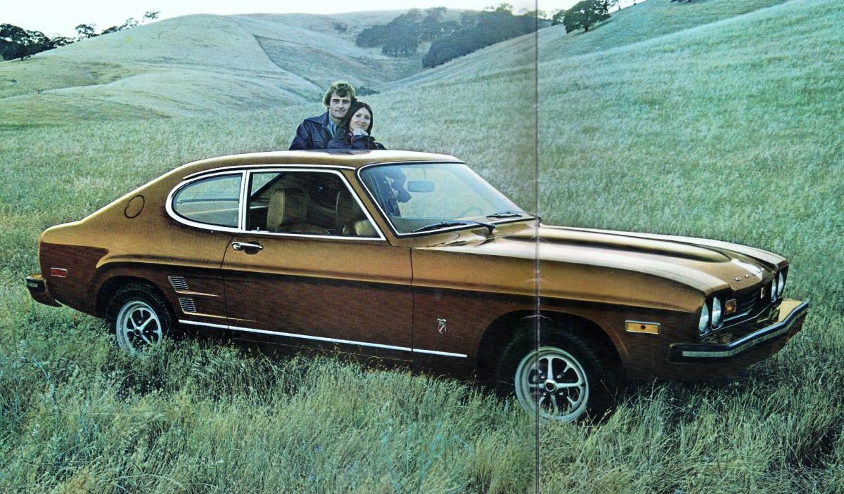 1973 Mercury Capri For Saleon 1973 Mercury Capri