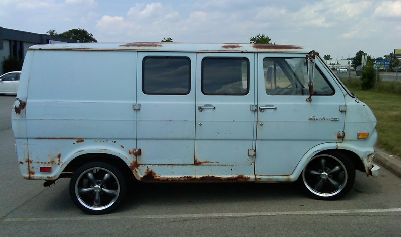 Curbside Classic 1969 Ford Econoline Ford Builds A
