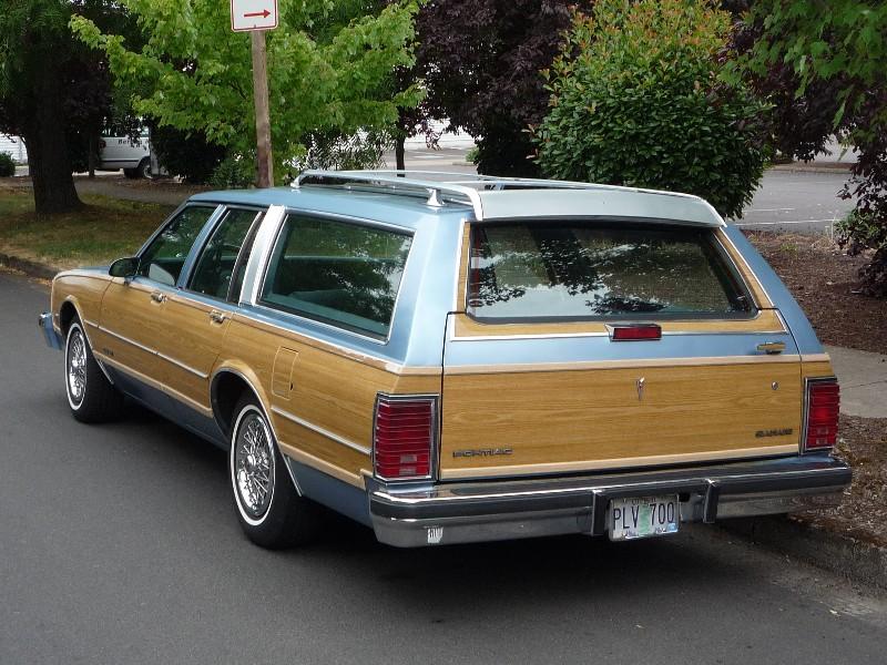 cc capsule 1988 pontiac safari wagon at the dawn of the aero look age a vinylishing breed. Black Bedroom Furniture Sets. Home Design Ideas