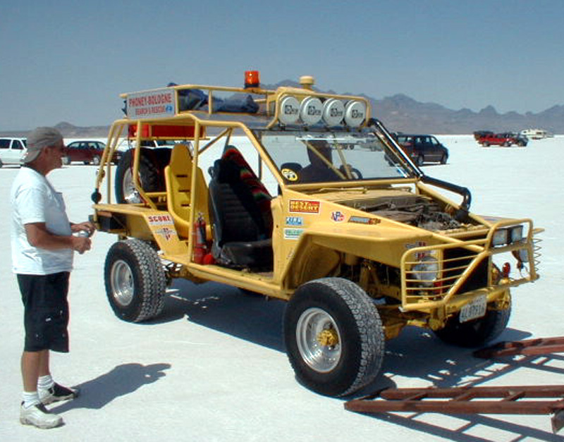 Bonneville Part Five Funny Cars Rat Rods And Salty Humor