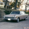 (first posted 10/10/2012)   When I read Laurence's post on the '66 Ambassador convertible this past July, I recalled that I'd shot one of these premium, stacked-headlamp Ramblers way […]