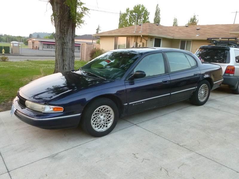 Cc Outtake 1997 Chrysler Lhs A Beater