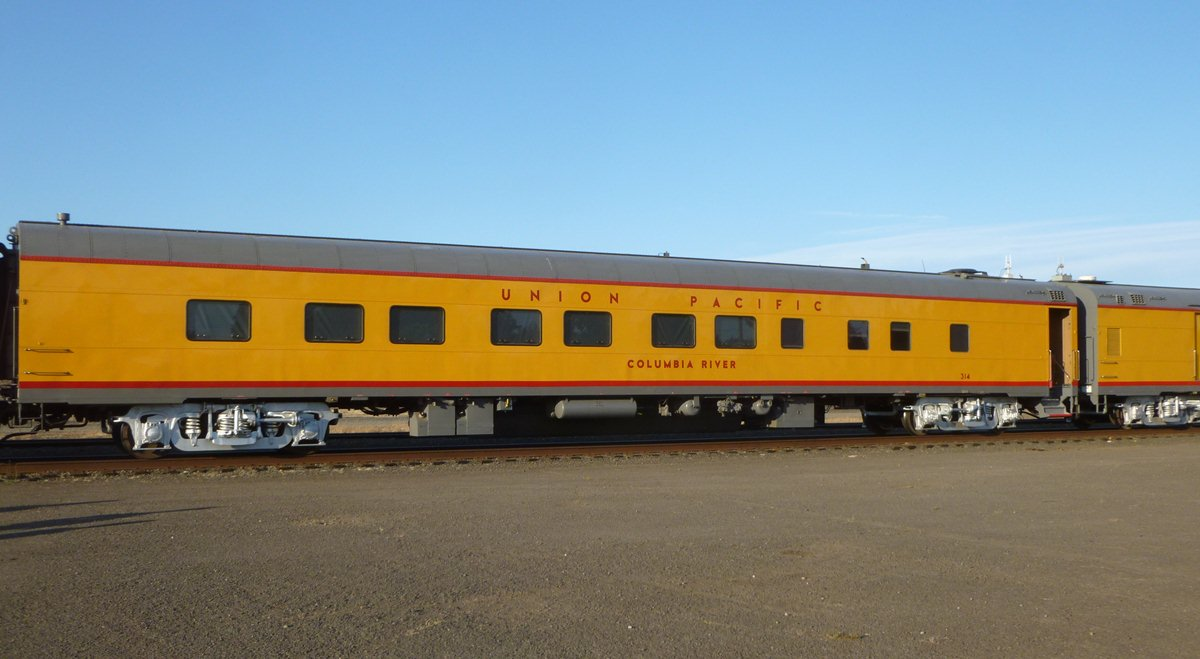 Business Car Photo Indexes Union Pacific 305 03162