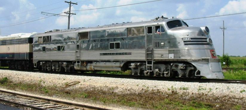 Trackside Classic 1955 Union Pacific Emd E9 The Last