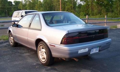 Curbside Classic: 1996 Chevrolet Beretta – A Dash Of Sportiness