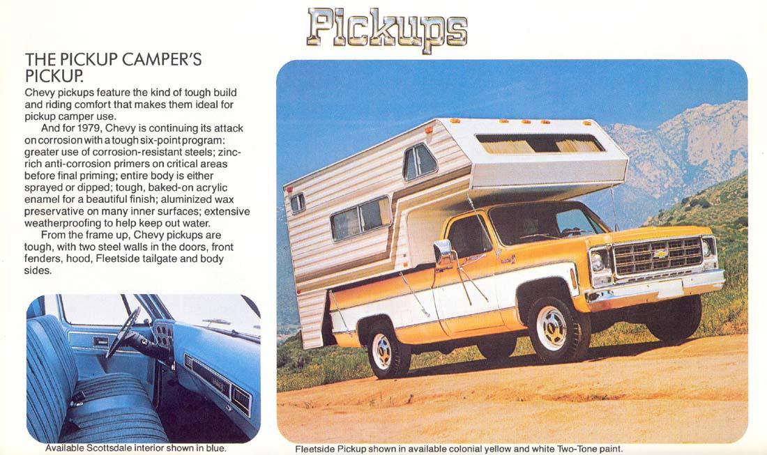 1970s Chevrolet Truck Campers For Sale Html Autos Weblog