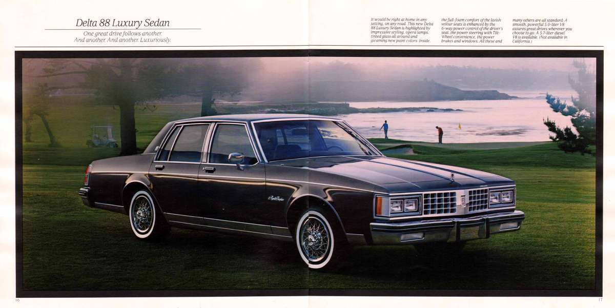 Curbside Classic: 1985 Oldsmobile Delta 88 Royale – Last ...