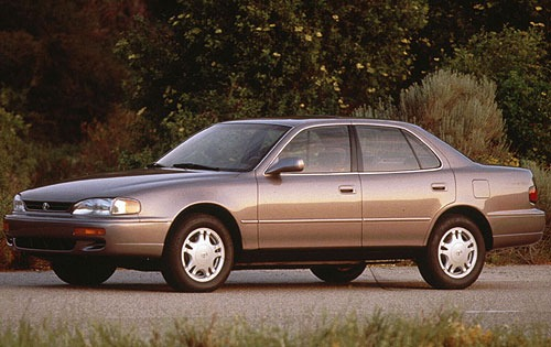 curbside classic 1992 96 toyota camry the greatest camry of all time. Black Bedroom Furniture Sets. Home Design Ideas