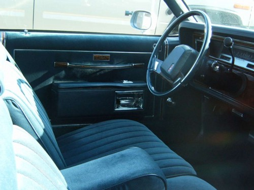 curbside classic 1985 oldsmobile delta 88 royale last call for the lansing b body coupe. Black Bedroom Furniture Sets. Home Design Ideas
