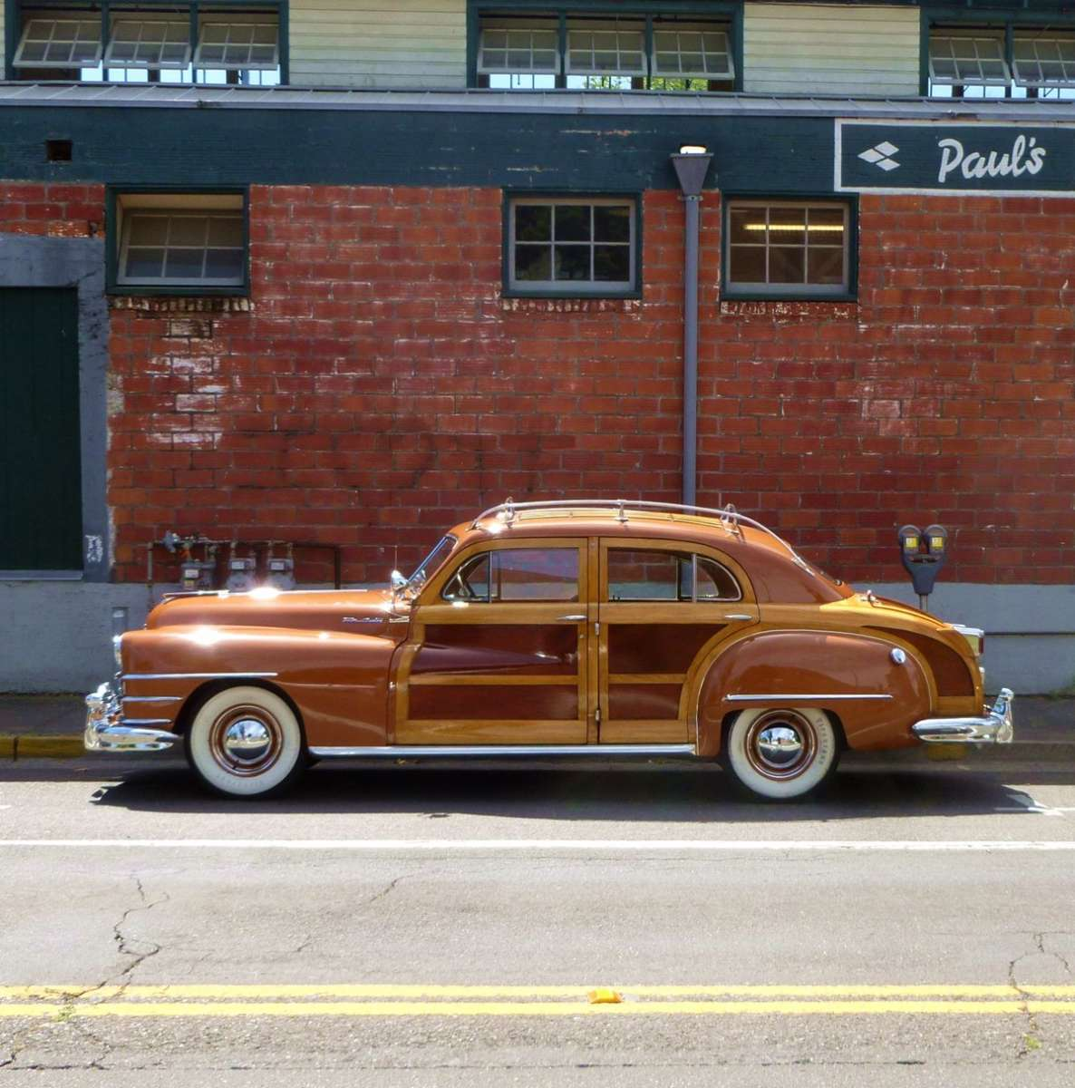 Curbside Classic: 1946 Chrysler Town And Country Sedan
