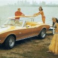 "(first posted 8/13/2012. The original post called it the ""Camaro Hawaiian"") There were a lot of things happening culturally in 1967, but Detroit wasn't always exactly on the leading edge. […]"