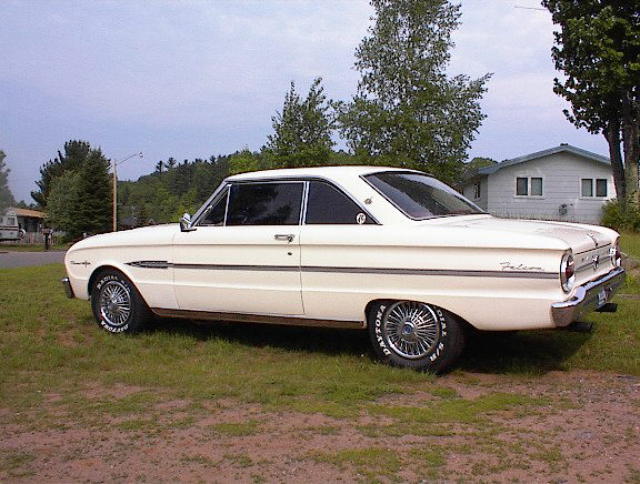 1962 Falcon Craigslist on 1963 ford falcon sprint parts for sale