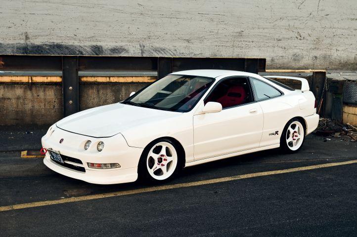My Curbside Classic 1997 Acura Integra  Not Just A Fancy Honda