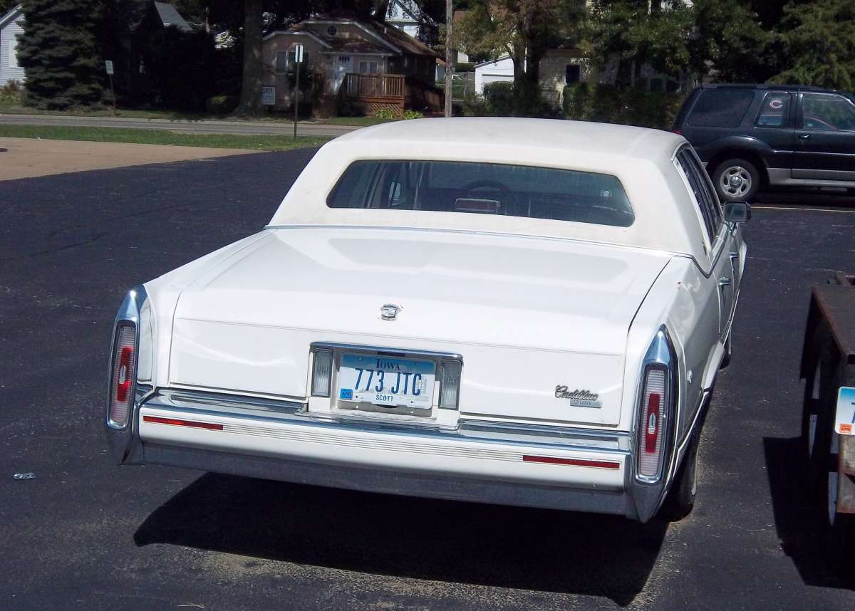 1992 Cadillac Brougham   Design Language   Pinterest   Cadillac And Cars