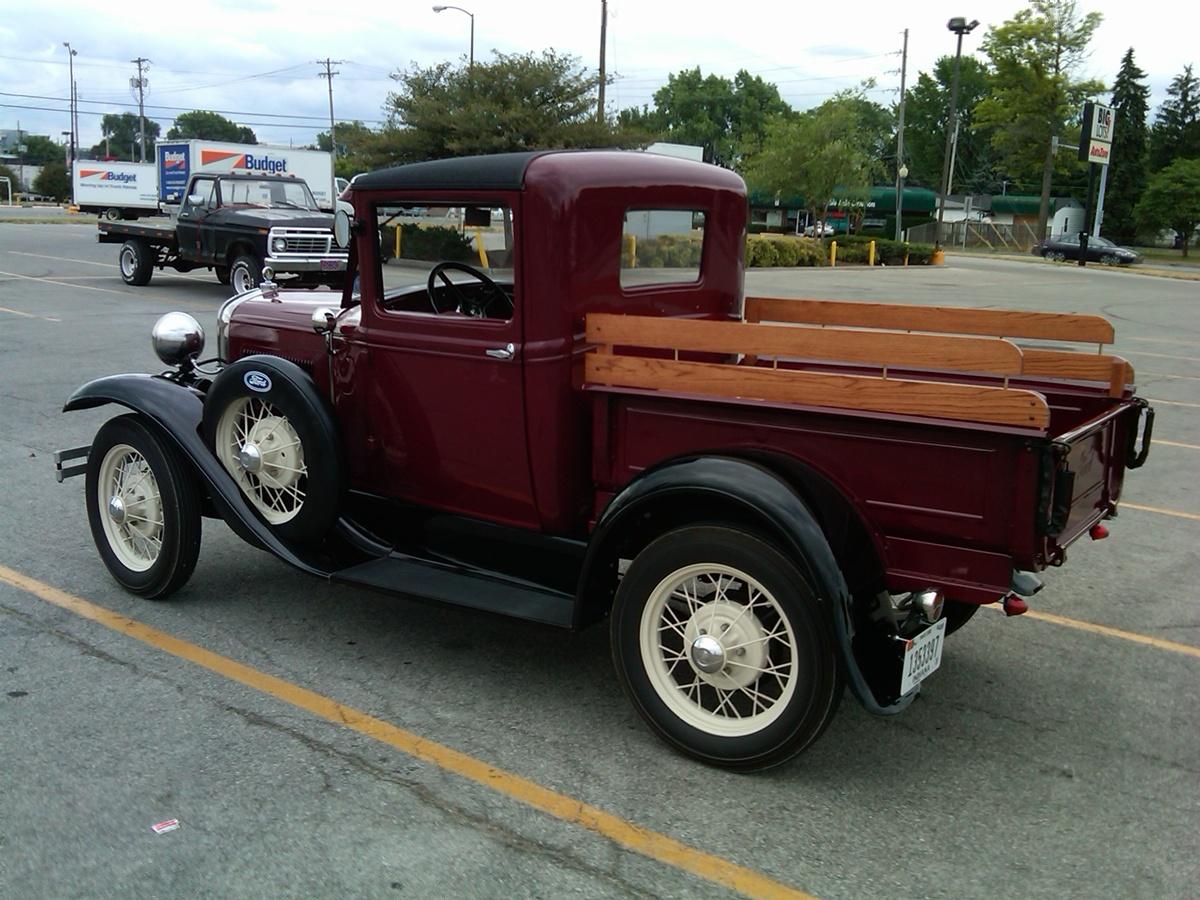 1920s Pickup Trucks - Viewing Gallery