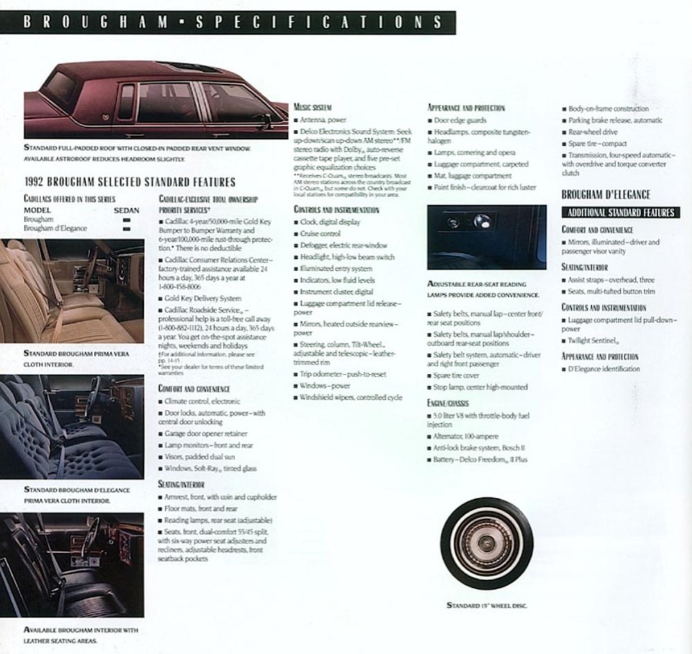 Car Fuse Box Diagram 1992 Cadillac Fleetwood Schematic Diagrams 2004 Cts 1980 1989 Brougham Hubcaps