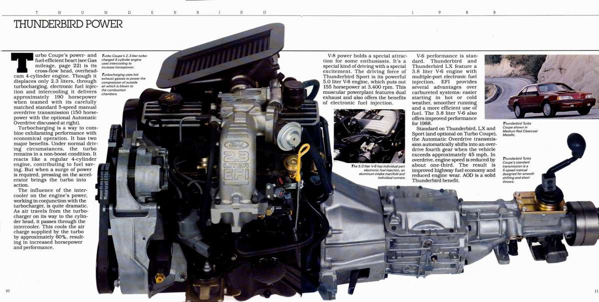 88 mustang engine diagram