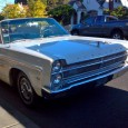 (first posted 10/13/2012) In the same week Ed caught a sweet '66 Sport Fury hardtop on the freeway during his vacation, weenjoyed this '65 Sport Fury convertible that appeared in […]