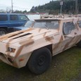 (first posted 9/26/2012)    When I first encountered the Battle Cruiser in a lot in Eugene containing some other odd cars, I though it might have been a prop for a […]
