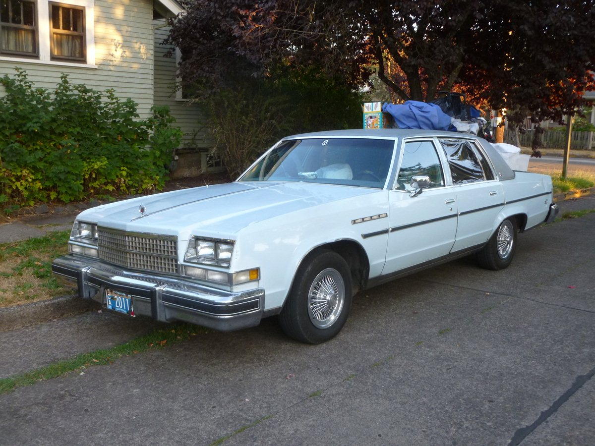 CC Outtake: 1978 Buick Electra Limited – The Modern-Day Joads Arrive ...