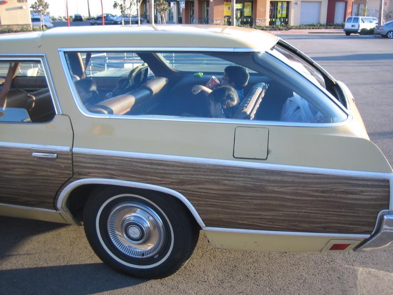 1976 Chevrolet Caprice Classic Station Wagon