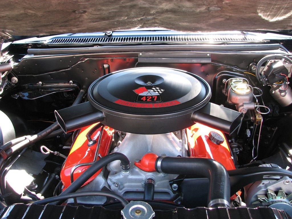 1964 chevy 283 engine specs