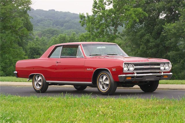 Fifth Of Malibu >> 1965 Chevelle SS396 Z16: 201 Built, And A Common 396 Engine Misunderstanding Finally Resolved