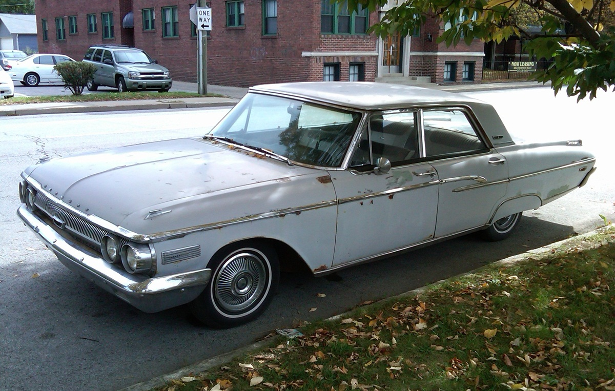 Curbside Classic: 1962 Mercury Monterey Custom – No Respect