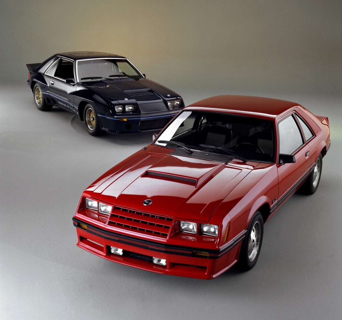 car show classic 1982 ford mustang gt welcome back. Black Bedroom Furniture Sets. Home Design Ideas