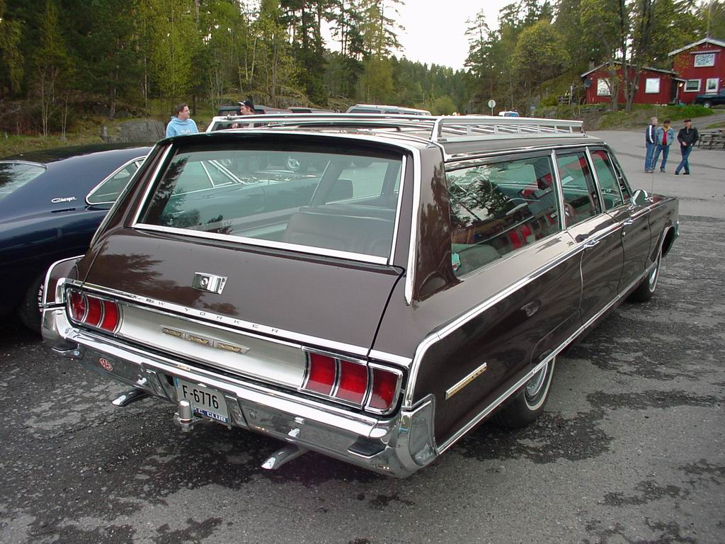 Cohort Classic: 1968 Chrysler Town And Country – My ...