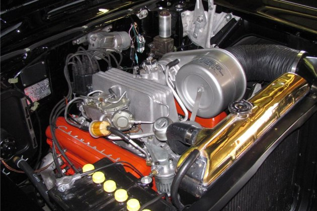 Automotive History: 1957 Chevrolet Fuel-Injected 283 V8 – Ahead Of Its Time And The Competition