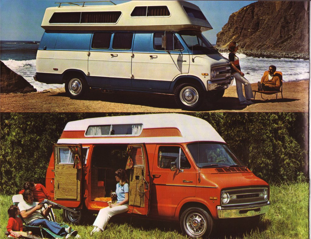 Curbside Classic 1979 Dodge B100 Van Is It The Real Thing Curbside Classic