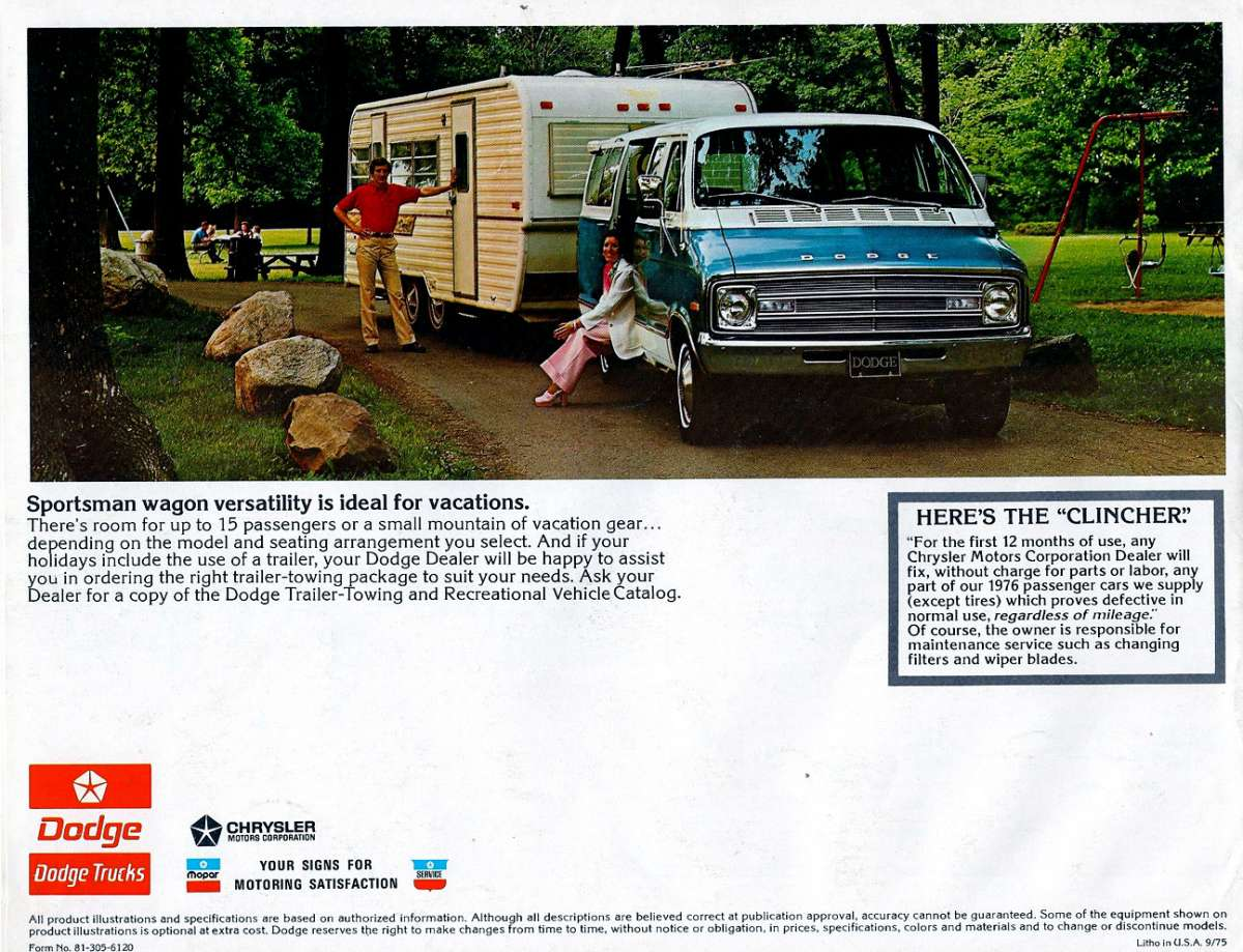 1978 Dodge Sportsman Motorhome Wiring Diagram | Wiring Library