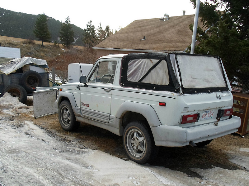 CC Capsule: Lada Niva–With A Drop Top And A Body Kit