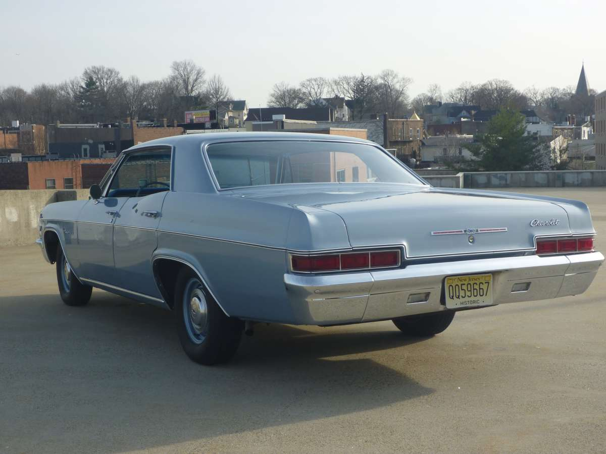 My Curbside Classic: 1966 Chevrolet Impala – It Was Grandpa's Car