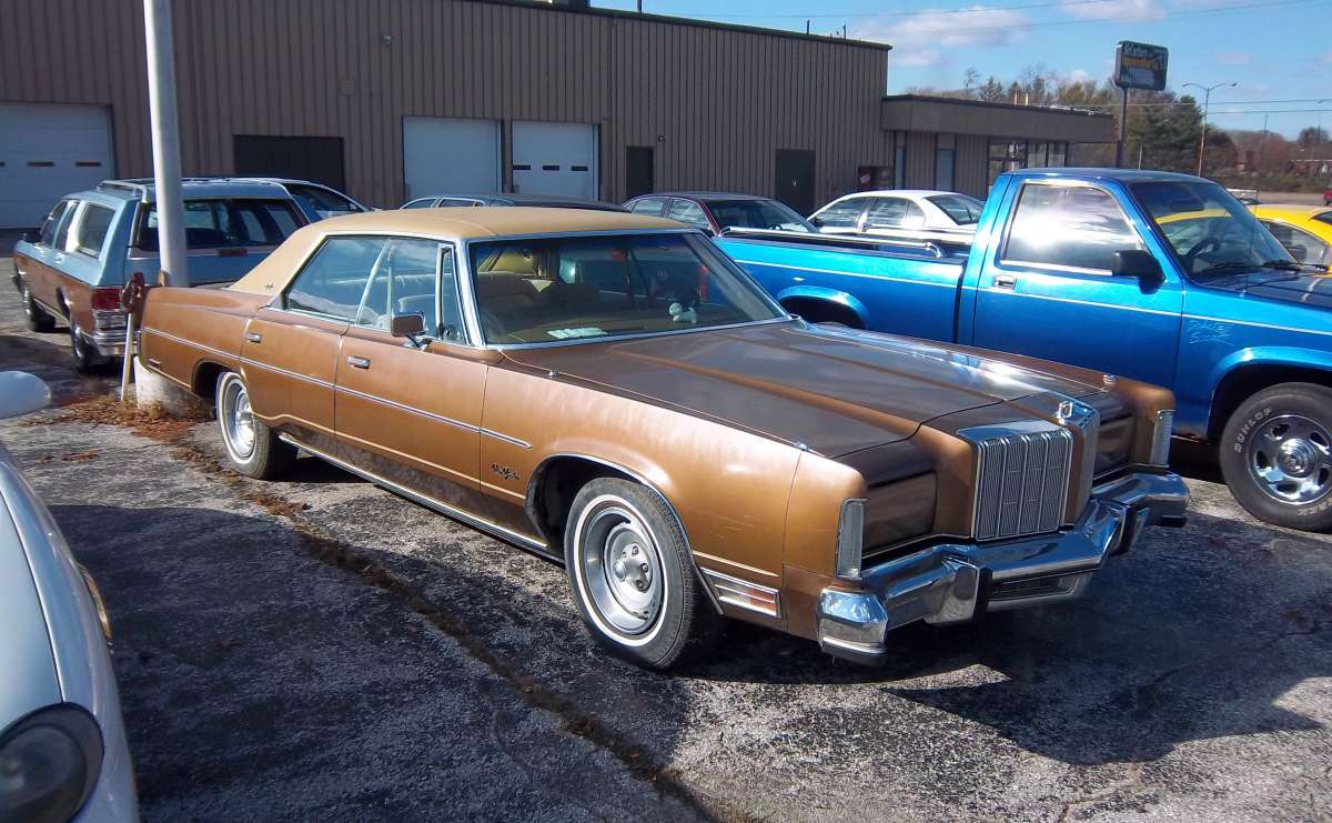 curbside classic 1978 chrysler new yorker brougham a. Black Bedroom Furniture Sets. Home Design Ideas