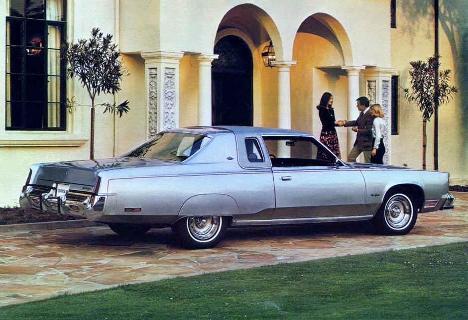 Selling 1974 Monaco Sedan - Serbagunamarine.