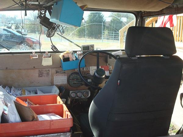 postal trucks for sale autos post. Black Bedroom Furniture Sets. Home Design Ideas