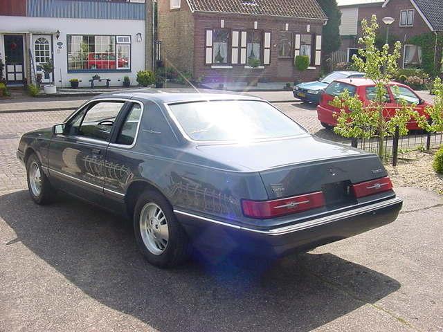 Ford 1983 Tbird TC r
