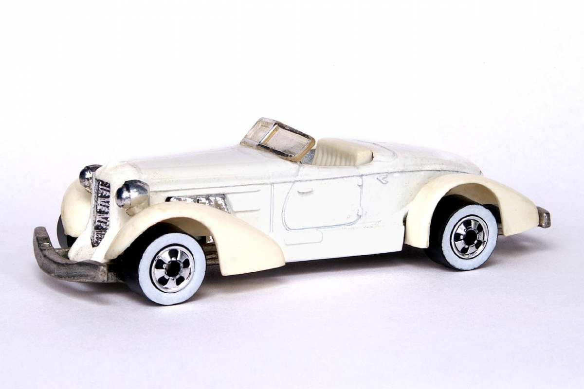 Hot Wheels Auburn Speedster