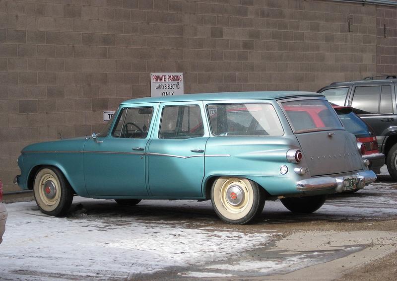 Studebaker Lark 1962 wagon