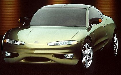 Oldsmobile Alero Concept Car 06 My New Curbside Clic 2001 Brougham There Is A Special And Totally Irrational Feel In Merry