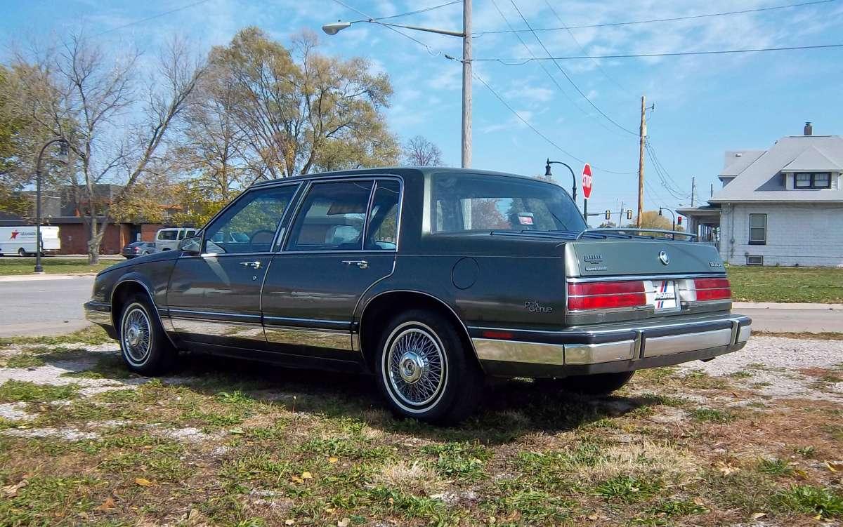 on 1985 Buick Park Avenue