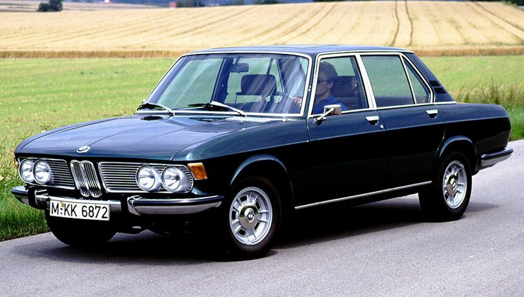 Ccoty 1969 Nomination Bmw 2500 2800 E3 The Bmw Six Cyinder Lust Legend Begins Here