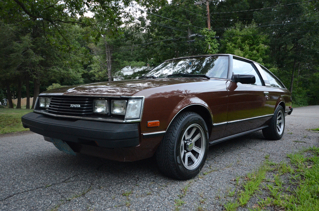 My Curbside Classic: 1981 Toyota Celica GT Liftback – Who ...