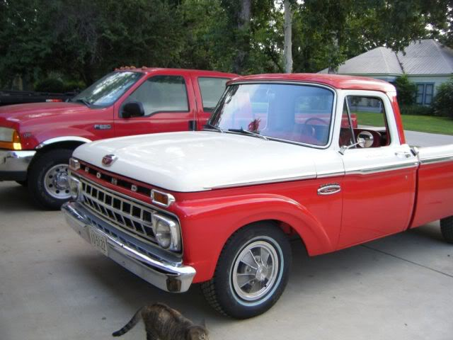 1965 1966 Ford F Series Ranger A Bit Too Far Ahead Of Its