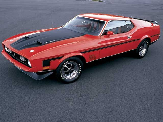 1971 ford mustang mach 1. Cars Review. Best American Auto & Cars Review